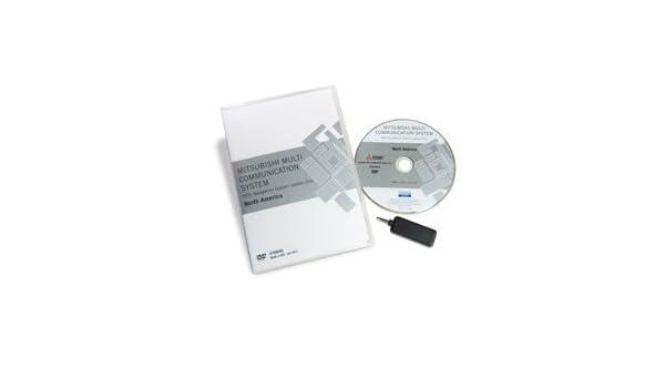 Mitsubishi MMCS Map Update - HDD (DVD) 2017: Amazon co uk