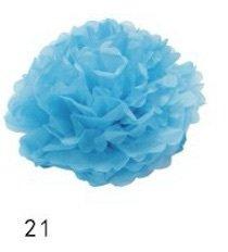 21 30cm1 : 1pcs Hot selling 12(30 cm) Wedding Decorative Props Tissue Paper Pompoms Pom Poms Balls Wedding Party Home Decor LUHONGPARTY