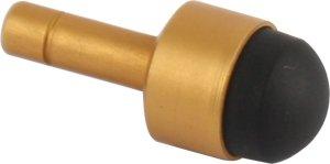 Twins Mini Jack Stylus (kapazitiv), gold Kapazitiver Mini-Eingabestift - passend