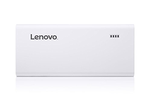 Lenovo 10400mAH Power Bank (White)