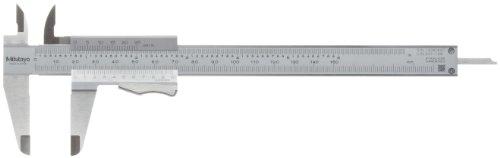 Mitutoyo 531-128 Nonius-Messschieber, 0-150 mm