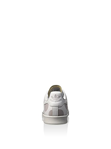 Adidas - Chaussure Stan Smith S77368 Blanc ftwr white/ftwr white/lgh solid grey