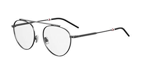 C. Dior Dior0227 Brille, Schwarz/transparent