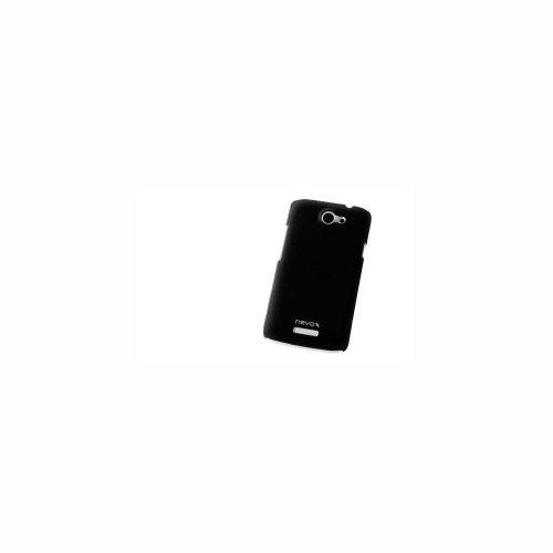 Nevox StyleShell Hardcase Schwarz für HTC One X / XL