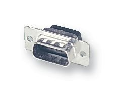 ITT CANNON Plug HOUSING, D, 9WAY DEA9PK87F0 - Cannon Plug