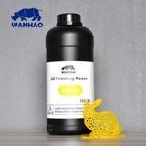 Resina WANHAO para impresora 3D, DLP UV, de Technologyoutlet, amarillo, 1