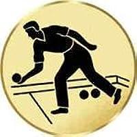 Durchmesser 50 mm Durchmesser Motiv Faustball Sportland Pokal//Medaille Emblem S.B.J