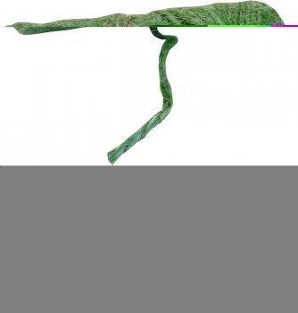 Triuso Plante Ficelle en jute fil, Vert, longueur : 10
