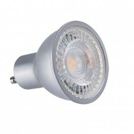 Lampe LED GU10 7W Dimmable angle large 120° COB Kanlux Blanc Neutre (4000K)