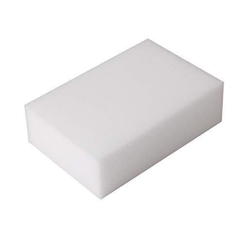 Carrfan Melamina Spugna Magic Sponge Eraser Melamina Cleaner Multi-Funzionale Cucina Ufficio Bagno Strumento di Pulizia Spugne Nano 10x6x2