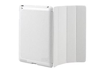 Foto Choiix Wake Up Folio - tablet cases (flip, White, Leather, Polyurethane, Apple, iPad 2, Hand)