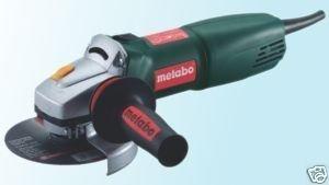Metabo Winkelschleifer WQ1400 125mm 1400W