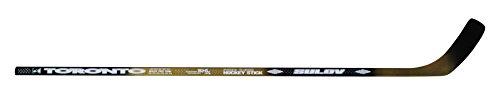 SULOV Erwachsene Eishockeyschläger Toronto Rechts Kurve, schwarz, 150cm, HOKEJSUL150P