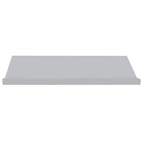 ViaGasaFamido Badezimmer-Toilettenpapier-Telefonhalter-Regal-Raum-Aluminiumtoilettenpapier-Telefon-Zahnstange an der Wand befestigter Gewebe-Rollenstand