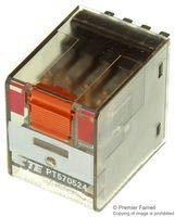 SCHRACK - TE CONNECTIVITY Relay, Plug IN 24VAC PT570524 -