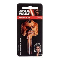 Disney's Star Wars - CHEWBACCA / HANS SOLO Key Blank - UL2 - Blank only, will need to be cut