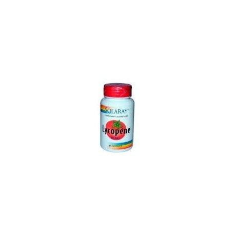 Solaray - Lycopène de tomate - 60 gélules - Anti-radicaux libres, bon fonctionnement de la prostate