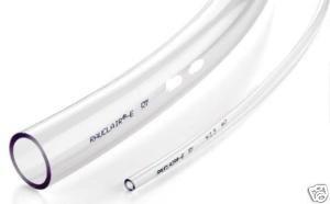 PVC-Schlauch glasklar Rauclair-E DIN53505, Gebindegröße Meter: 25,0000, Herstellerbestellnummer: 4000350048