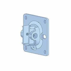 HPE AP-270-MNT-H2 AP-270 Series Access Flush Wall or Ceiling Mount -