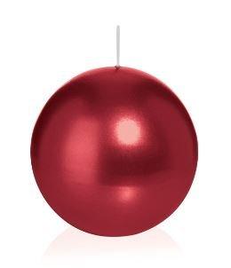 Bougie ronde 12 Ø 70 mm pourpre, Brûler temps en heures 16, Bougies pour l'événement, partie, occasion, baptême, mariage, Avent, Noël, décoration