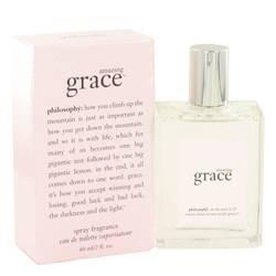 Amazing Grace Eau De Toilette Spray By Philosophy -