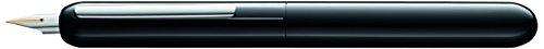 Lamy 1228085 Füllfederhalter OM Modell dialog 3 pianoblack Pt, schwarz/silber/gold