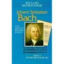 Reclams Musikführer, Johann Sebastian Bach, Band 1: Instrumentalmusik
