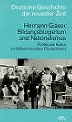 Bildungsbürgertum und Nationalismus