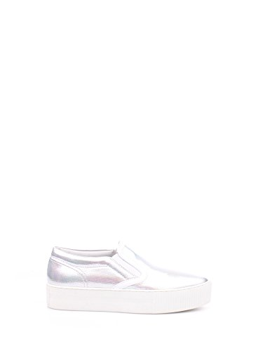 Cult CLE102459 Slip On Donna Ecopelle White White 37