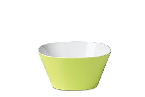Rosti Mepal Saladier en mélamine Conix léger et résistant 1 L Vert Lime