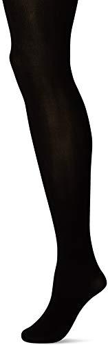 FALKE Seidenglatt 80 den Damen Strumpfhose black (3009) XL blickdicht & glänzend