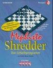 Preisvergleich Produktbild Mephisto Shredder. 4 CD- ROMs für Windows 95