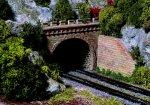 Auhagen - Túnel para modelismo ferroviario