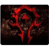 Game Horde World of Warcraft Rectangle Mouse Pad