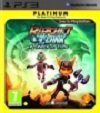 PS3 Ratchet & Clank A Crack in Time Platinum