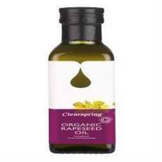 Clearspring - Organic Rapeseed Oil - 250ml