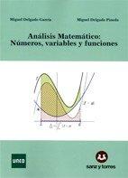 Análisis matemático: números, variables y funciones