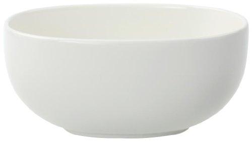 Villeroy & Boch Urban Nature Coupelle à dessert, 13cm, Porcelaine Premium, Blanc