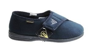 Dunlop , Chaussons pour homme Bleu Bleu marine