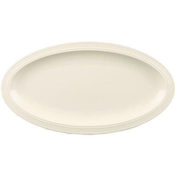 Wedgwood Jasper Conran Casual Strecke oval 57Zentimeter Dish (Oval Wedgwood Dish)