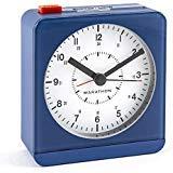 Marathon cl030052we Reloj de Mesa Reloj Digital Table Oro Rectangular