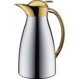 Alfi 3548.201.150 Isolierflasche, Edelstahl, Gold, 17,4 x 15,4 x 29 cm