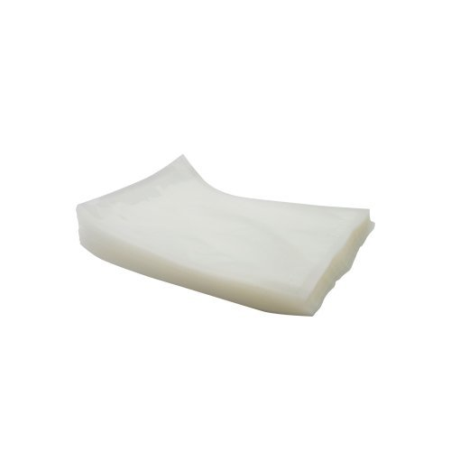 100 Embossed Vacuum Bags - 25 x 35 cm to use with vacuum for sale  Delivered anywhere in UK