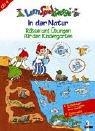 In der Natur - Rätsel und Übungen für den Kindergarten - Ulrike Düring