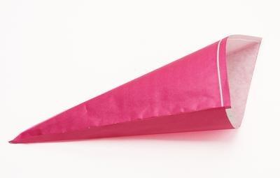 Preisvergleich Produktbild 1000 Spitztüten pink 19cm für 125g Papiertüten Tüten für Süssigkeiten