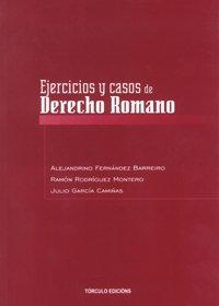 Ejercicios y casos de derecho romano