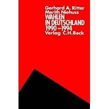 Wahlen in Deutschland, 1990-1994