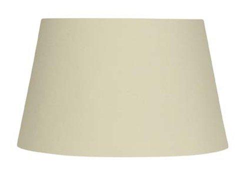 Oaks Lighting Lampenschirm aus Baumwolle, zylindrisch, creme