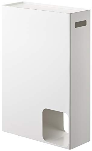 PLATE Toilettenpapierspender, weiß
