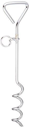 Artikelbild: ethischen Spiralförmiger Pflock, 40,6cm